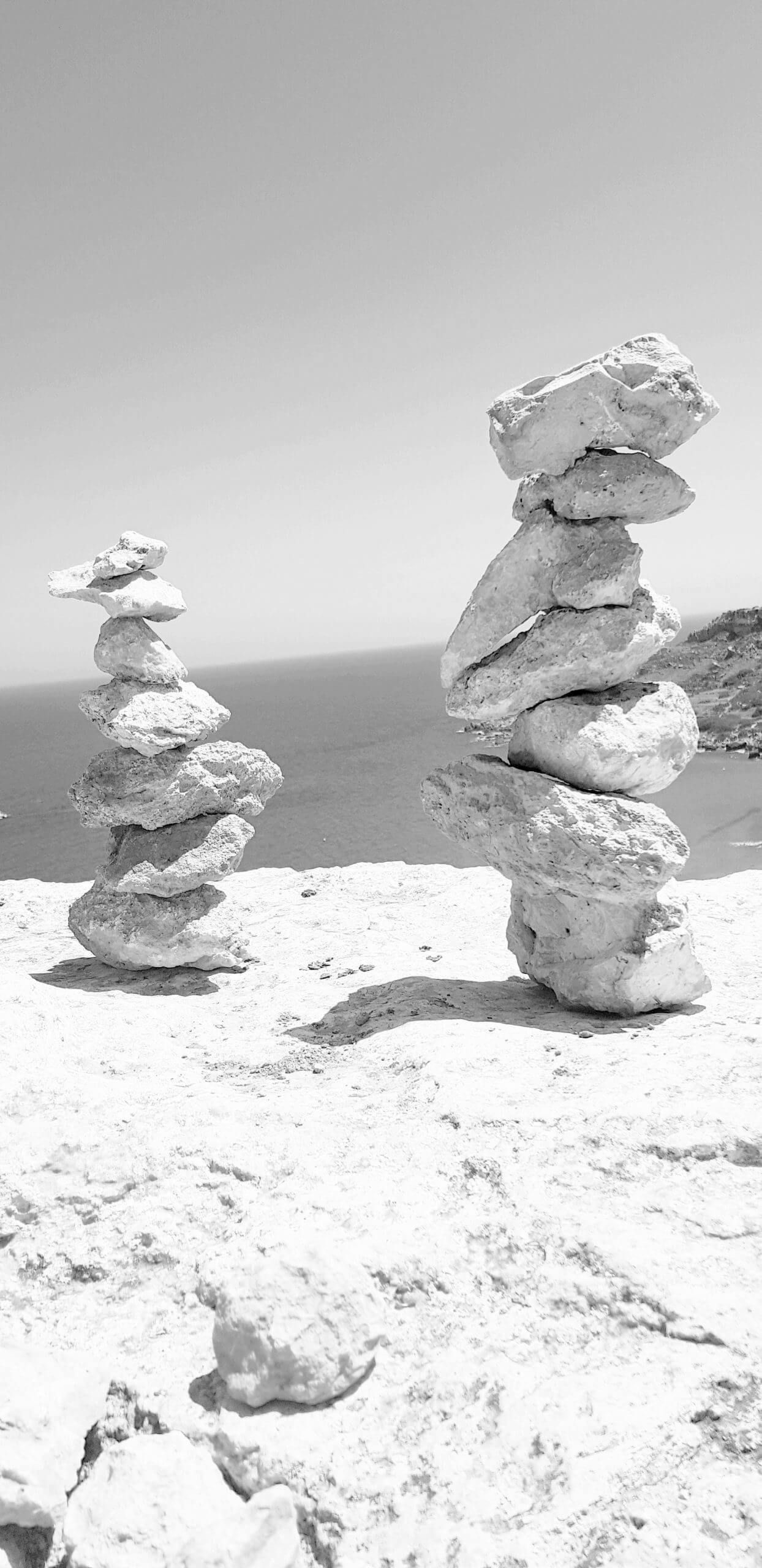 Die Kunst die innere Balance zu halten